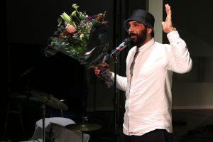 Modtager af Artbeat Prisens Særpris 2018: Zaki Youssef